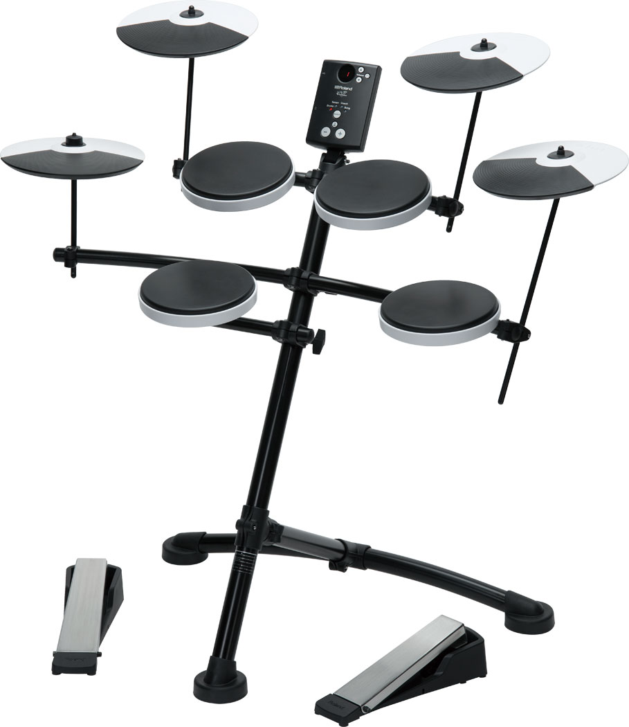 The Roland TD-1K Drum Set