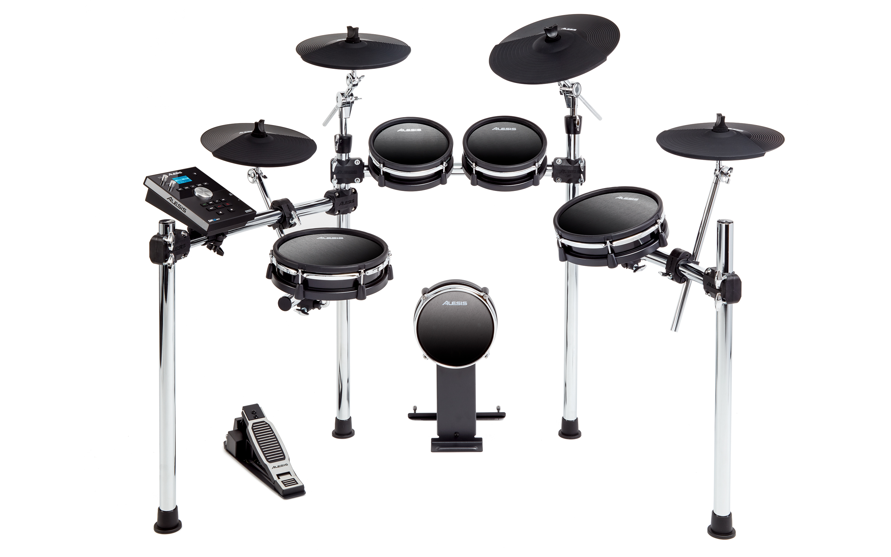 The Alesis DM10 MKII Studio Kit
