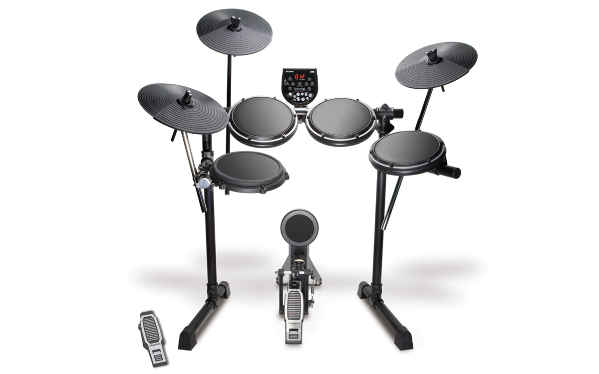 The Alesis DM6 USB Kit