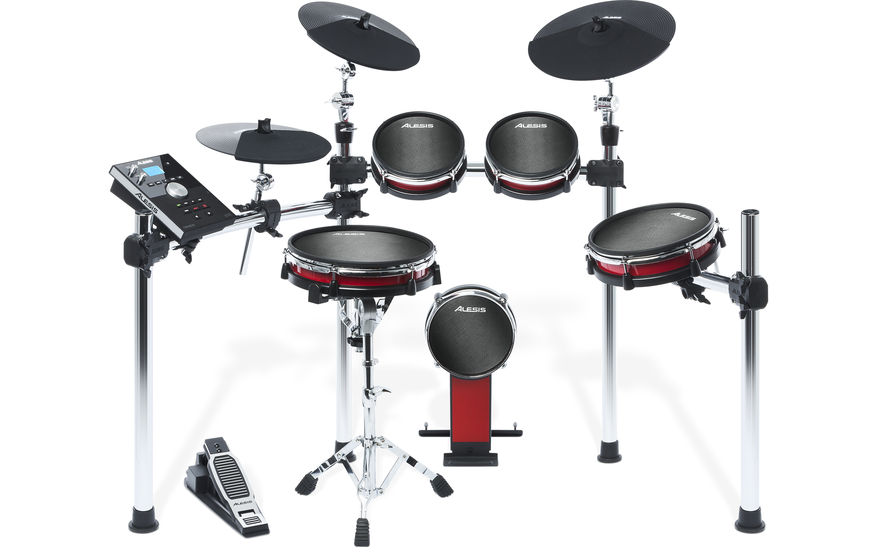 The Alesis Crimson Mesh Kit